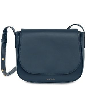 Mansur Gavriel Blu Crossbody Bag